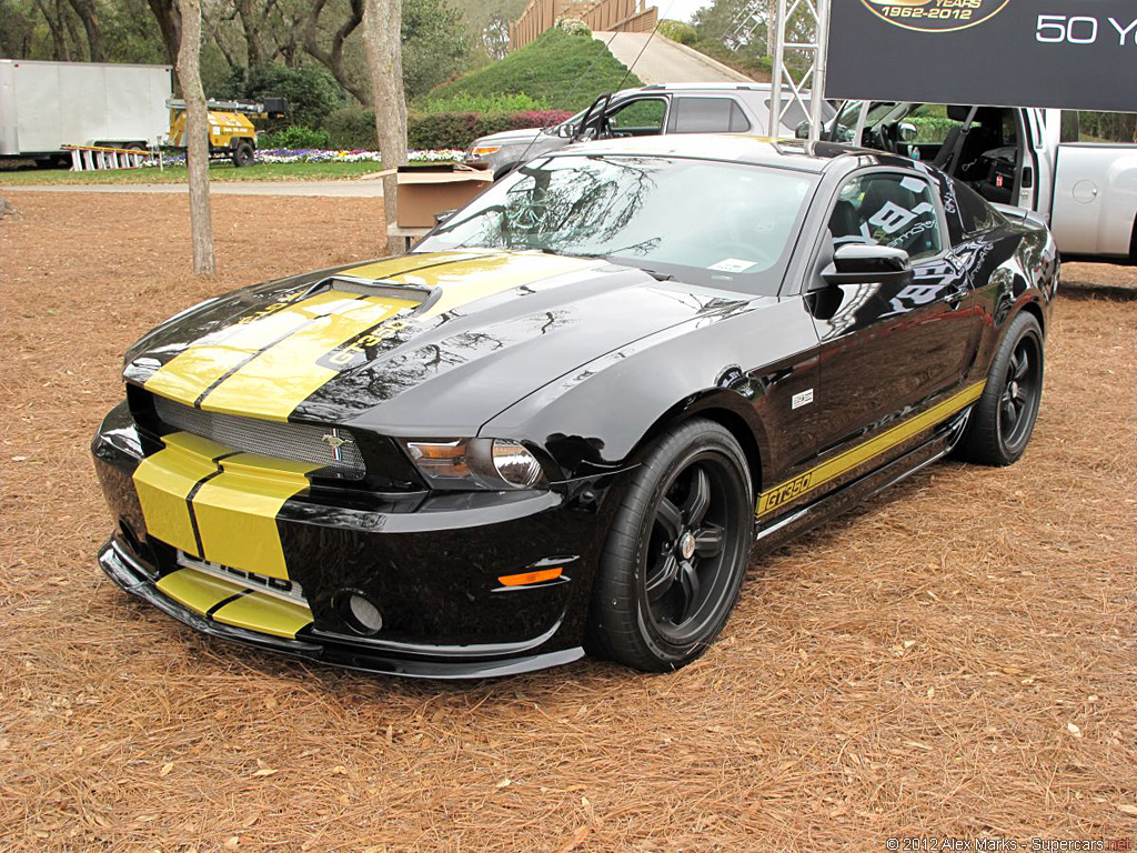 2011 Shelby GT350 Gallery