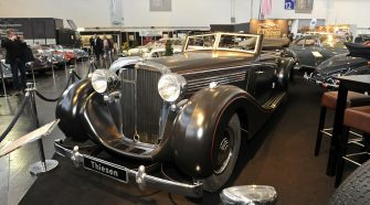1936 Maybach SW36 Gallery