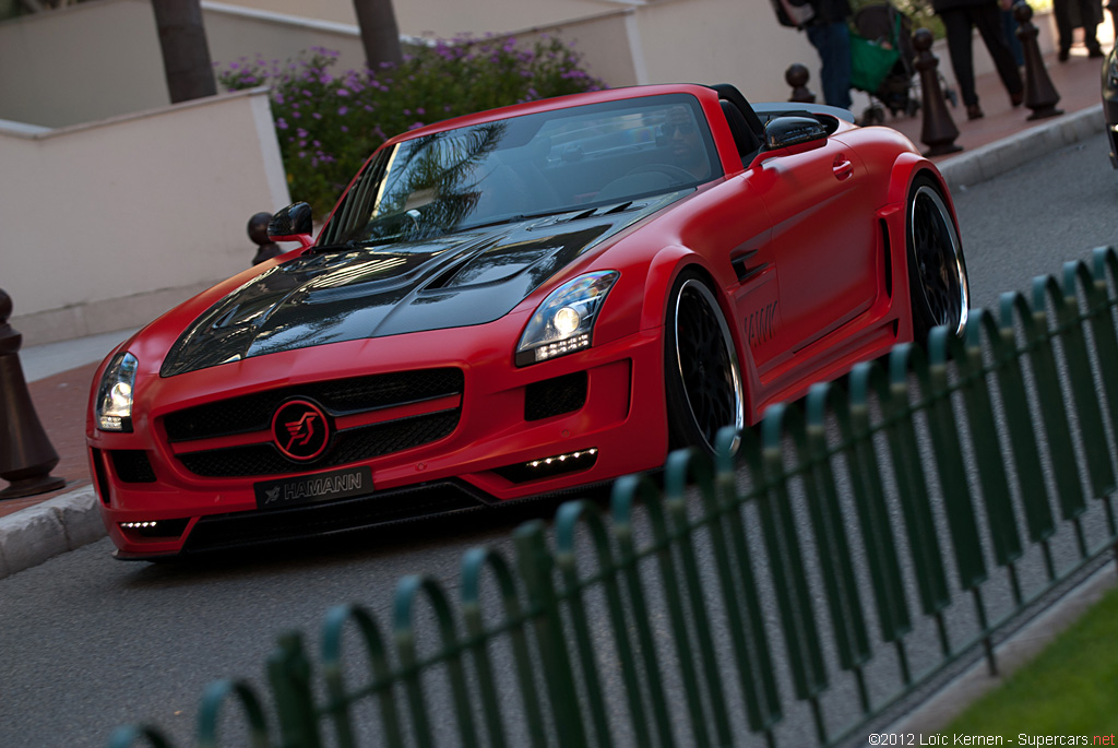 2012 Hamann Hawk Roadster Gallery