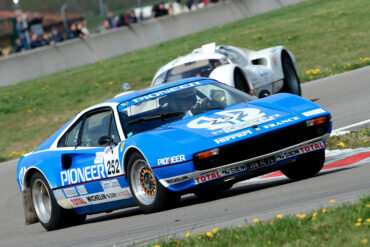 1978 Ferrari 308 GTB Group 4 Gallery