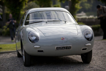 1957 Fiat Abarth 500 Coupé Zagato