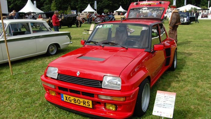 1984 Renault 5 Turbo 2 Gallery