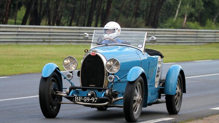 1928 Bugatti Type 43 Grand Sport Gallery