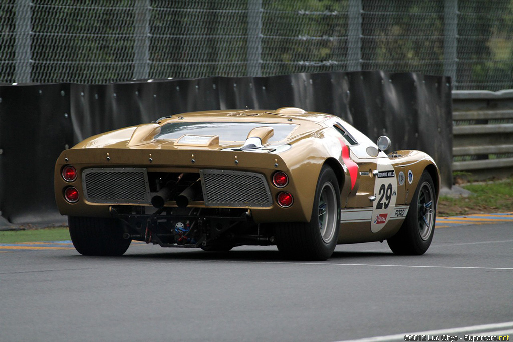 1966 Ford GT40 Mark II Gallery