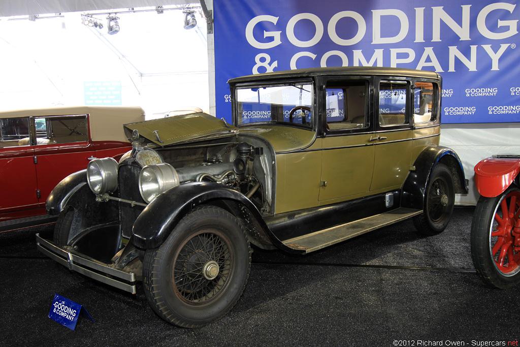 1919 Duesenberg Model A