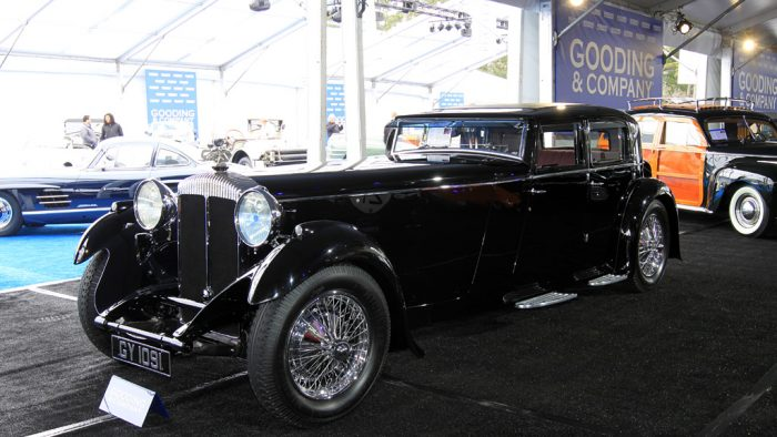 1931 Daimler Double-Six 40/50 Gallery