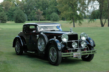 1929 Stutz Model M Supercharged Gallery