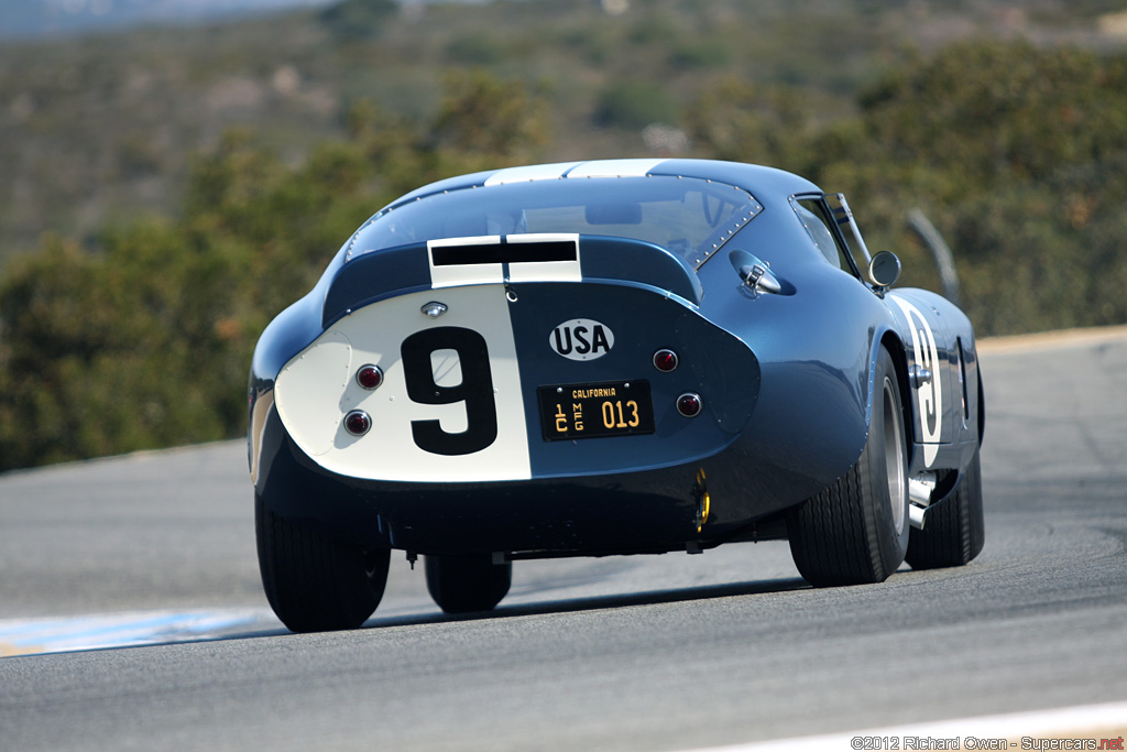 1964 Shelby Cobra Daytona Coupe Gallery