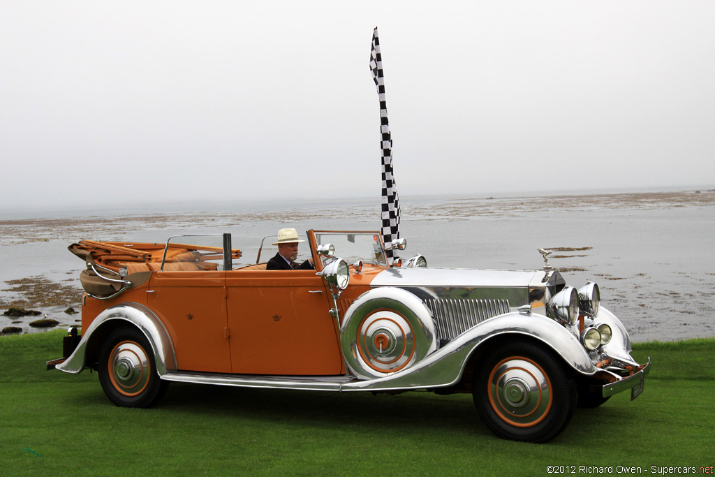 1934 Rolls-Royce Phantom II 'Star of India' Gallery ...