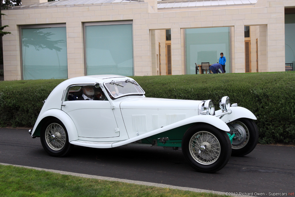 1939 HRG 1200 Airline Coupé Gallery