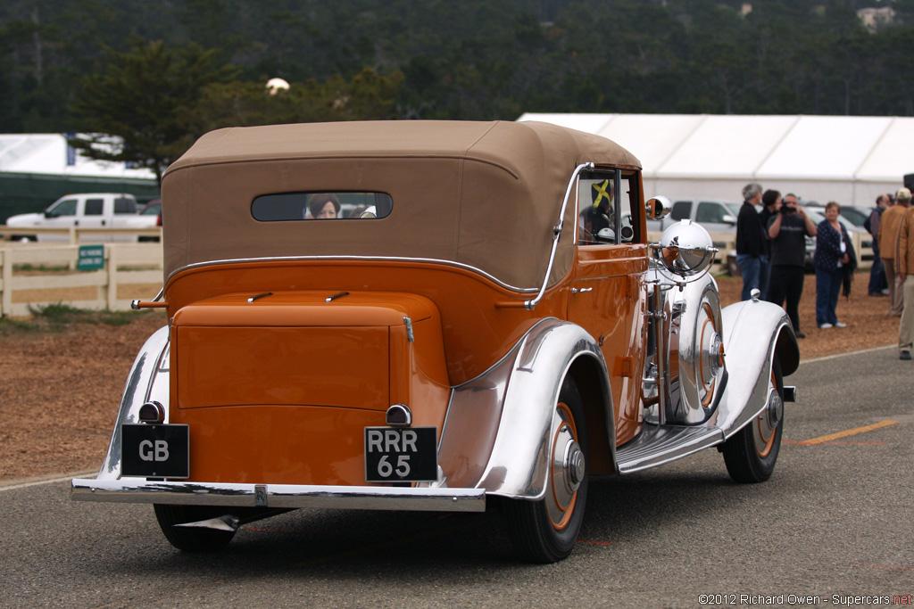 1934 Rolls-Royce Phantom II 'Star of India' Gallery