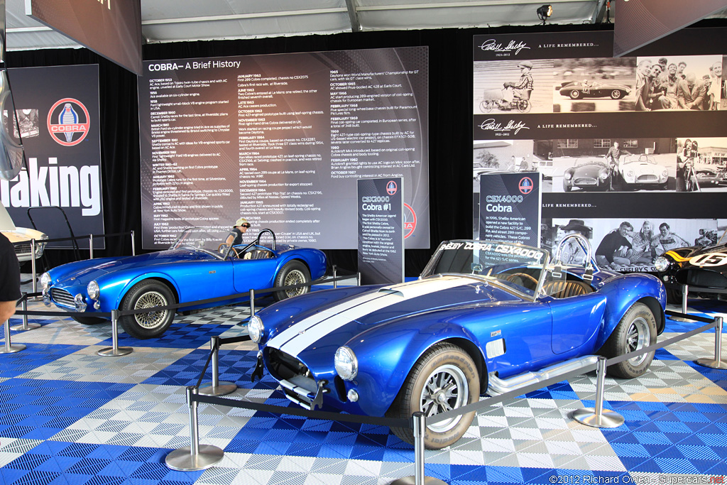 1988 Shelby Cobra 427 S/C Continuation Series Gallery