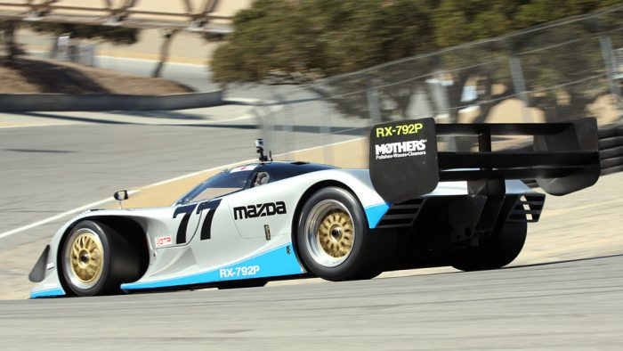 1992 Mazda Rx 792p Gallery Gallery Supercars Net