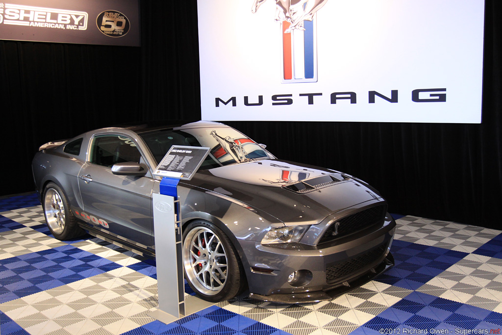 2012 Shelby 1000 Gallery