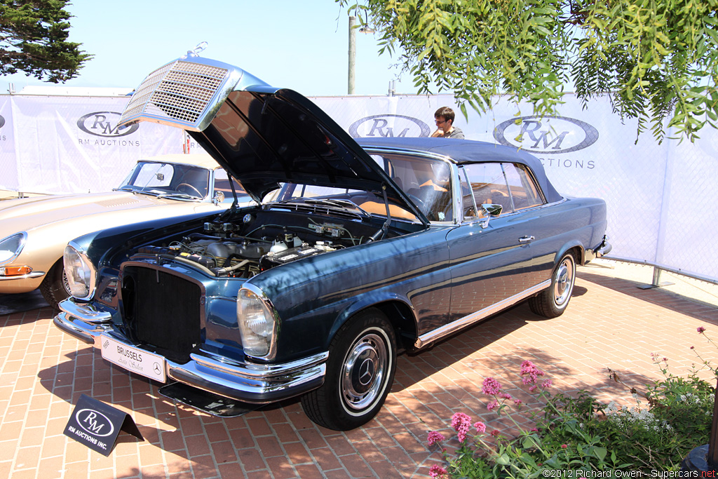 1967 1969 mercedes benz 280 se cabriolet for 1969 mercedes benz 280 se convertible