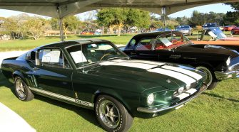 1967 Shelby GT500 Fastback Gallery