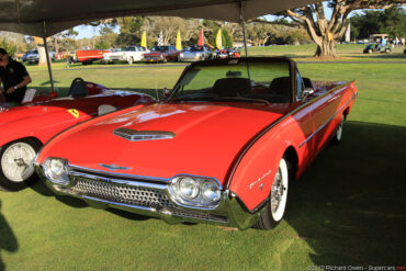 1962 Ford Thunderbird Sports Roadster Gallery