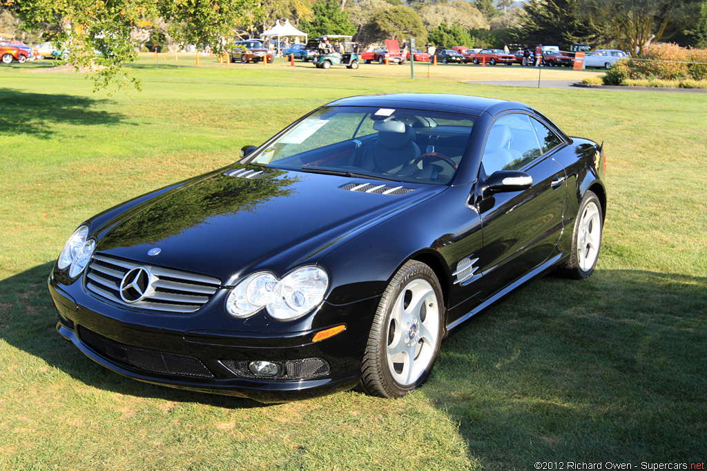 2003 2009 mercedes benz sl 500 review