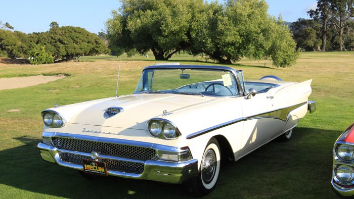 1958 Ford Fairlane Skyliner Gallery