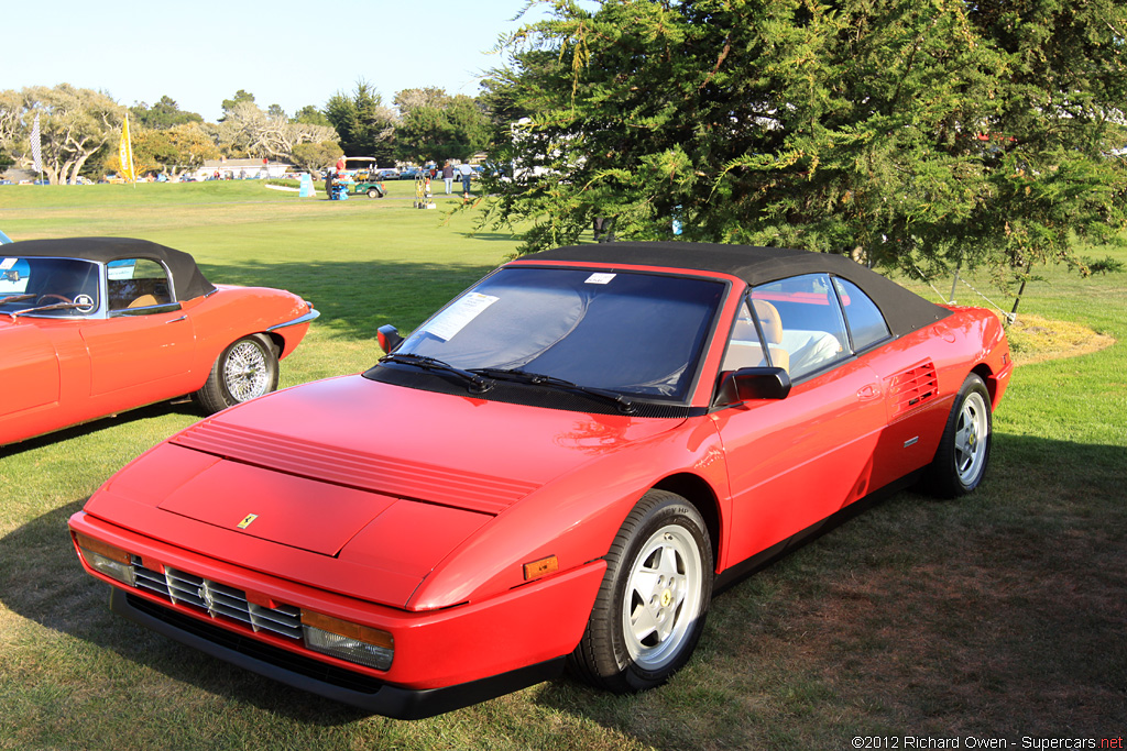 1989 ferrari mondial t ferrari. Black Bedroom Furniture Sets. Home Design Ideas
