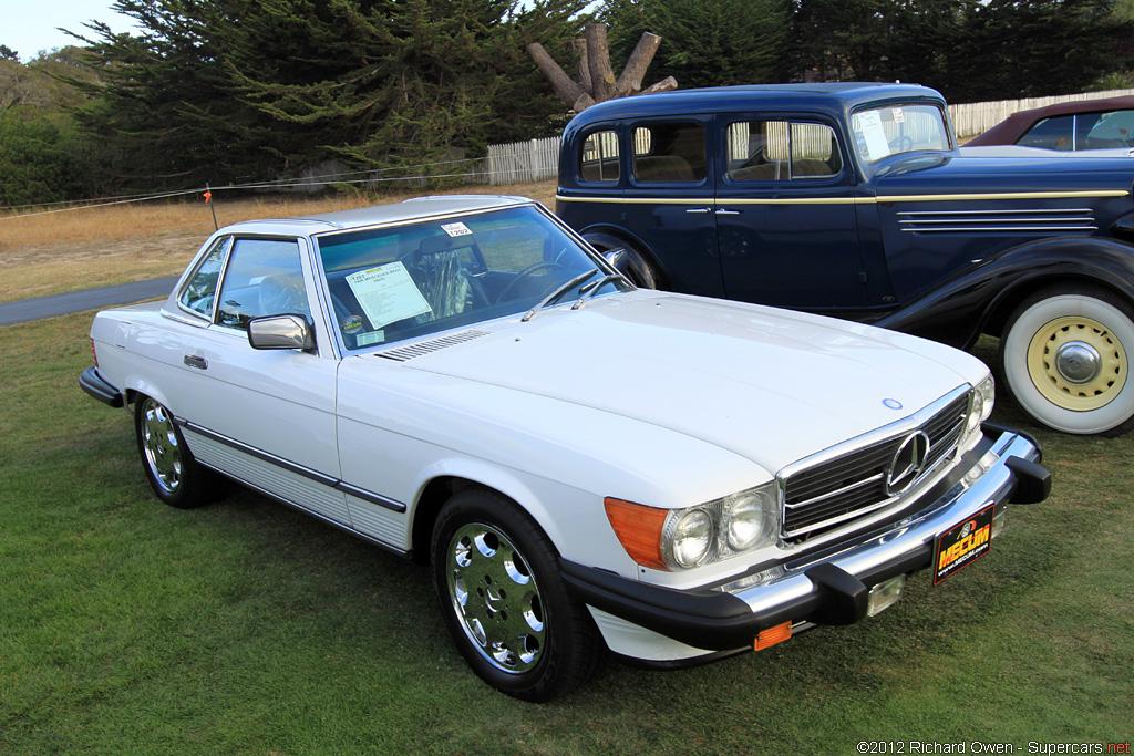 1986 Mercedes-Benz 560 SL Gallery | Gallery | SuperCars.net