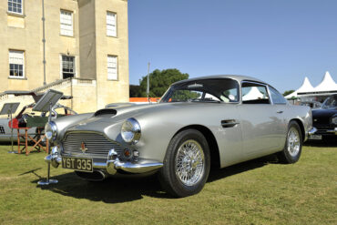 1961 Aston Martin DB4 Series III Gallery