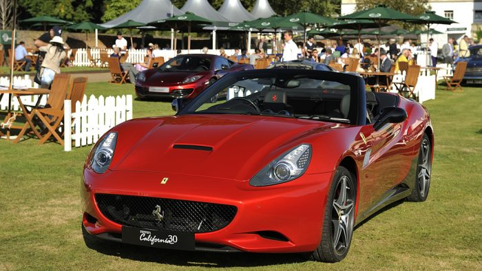 2012 Ferrari California 30 Gallery