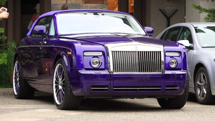 2007 Rolls-Royce Phantom Drophead Coupé Gallery