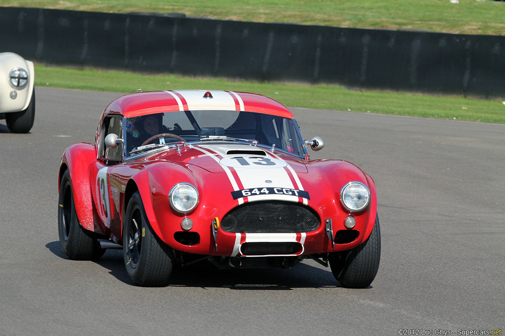 1963 Shelby Competition Cobra 289 Le Mans Hardtop Gallery Gallery Supercars Net
