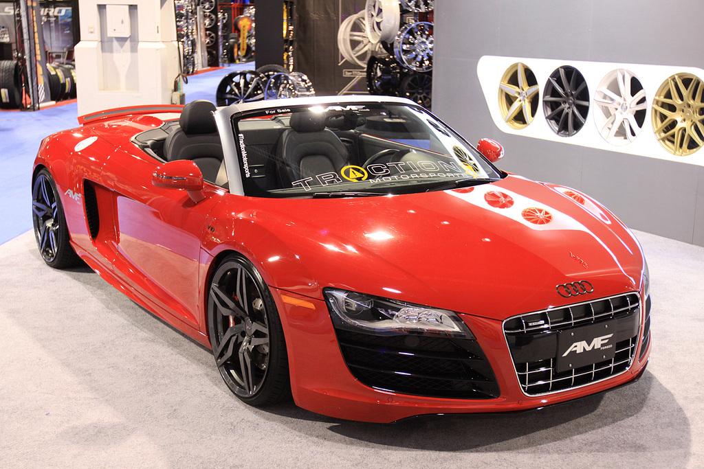 2010 Audi R8 Spyder 5.2 FSI quattro Gallery