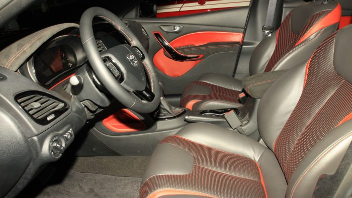 2012 Dodge Dart Carbon Fire