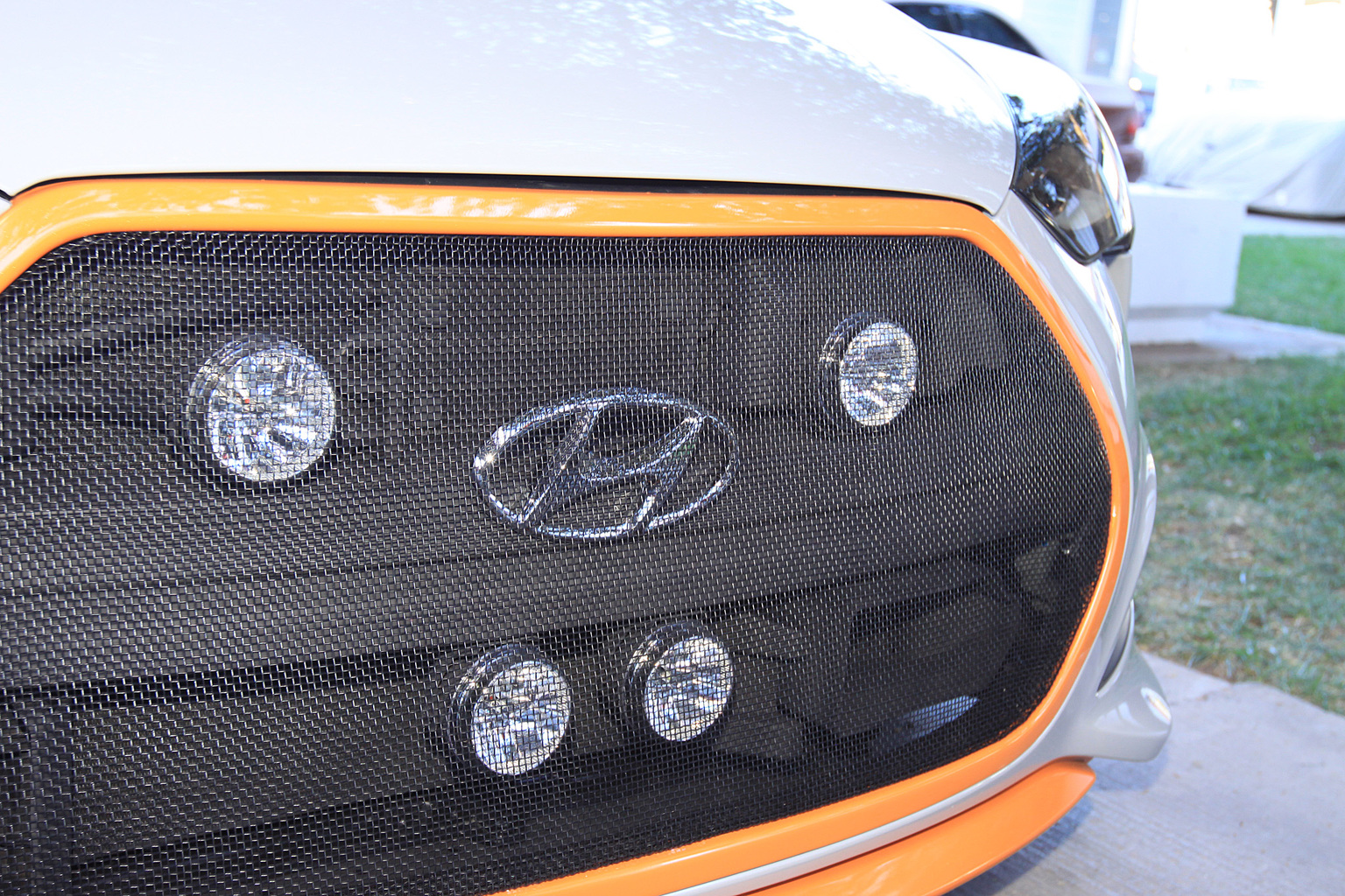 2012 Hyundai Service Engineering Trackday Veloster
