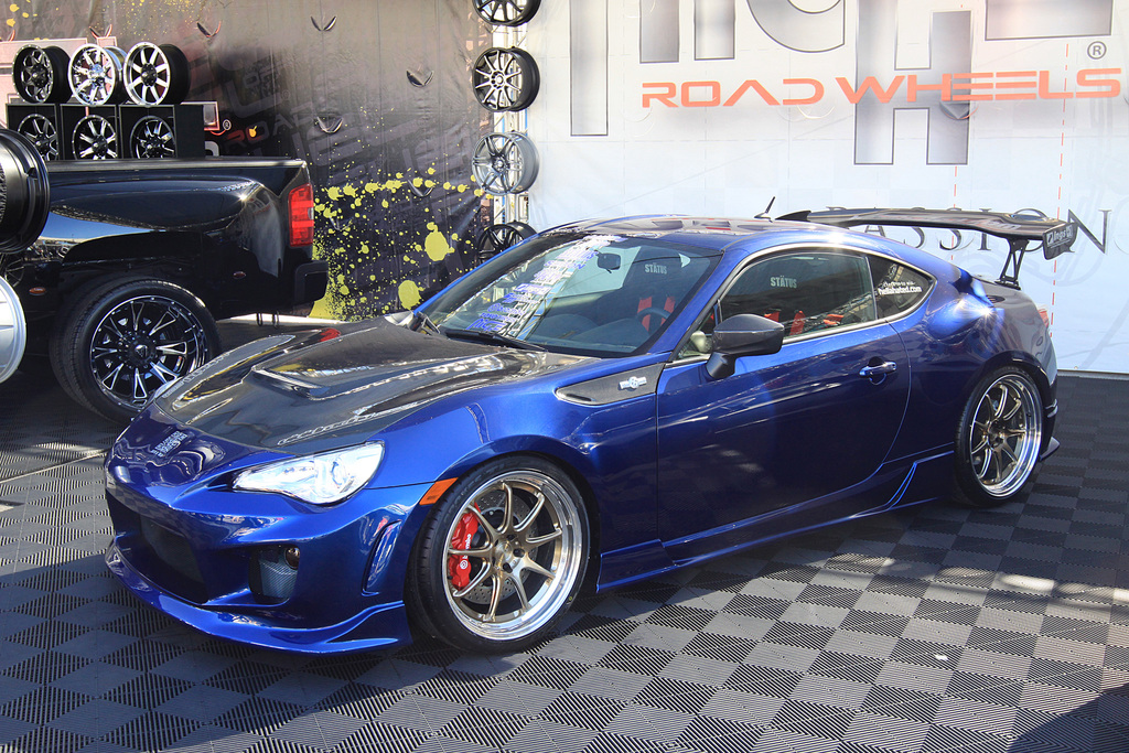 2012 Scion FR-S Gallery
