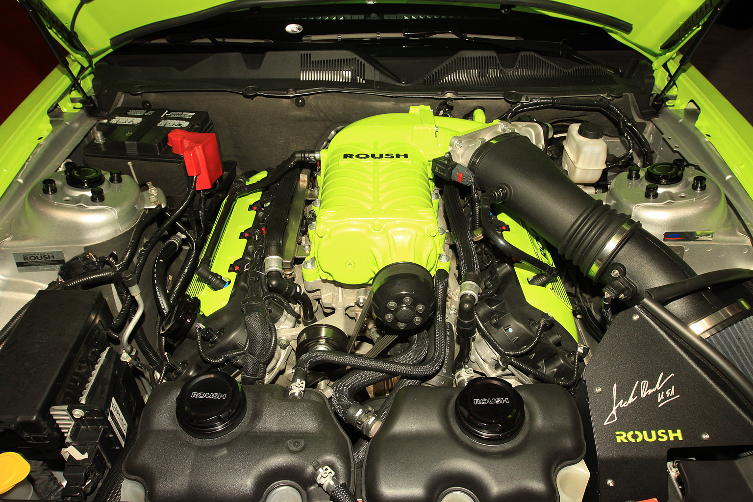 2012 Roush Mustang Stage 3 Gallery