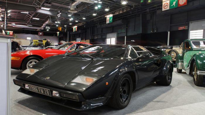 1985→1988 Lamborghini Countach LP5000 QV