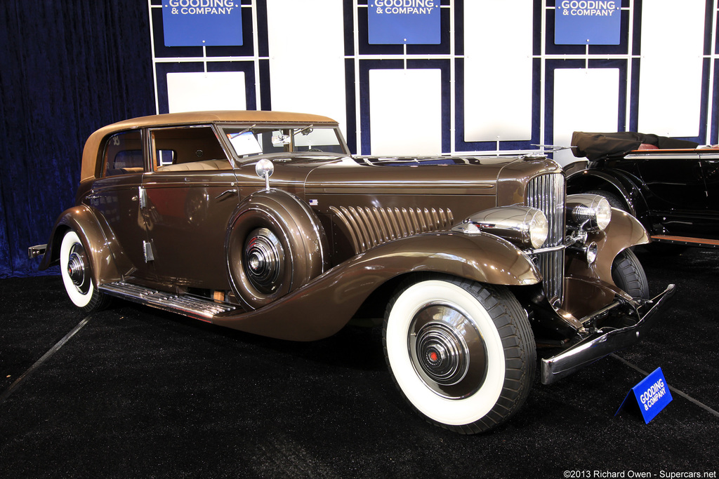 1933 Duesenberg Model JN Gallery