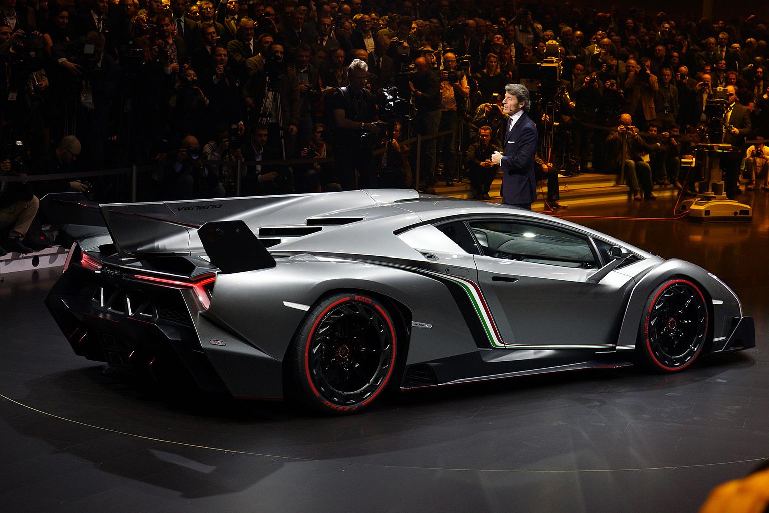 2013 Lamborghini Veneno Gallery