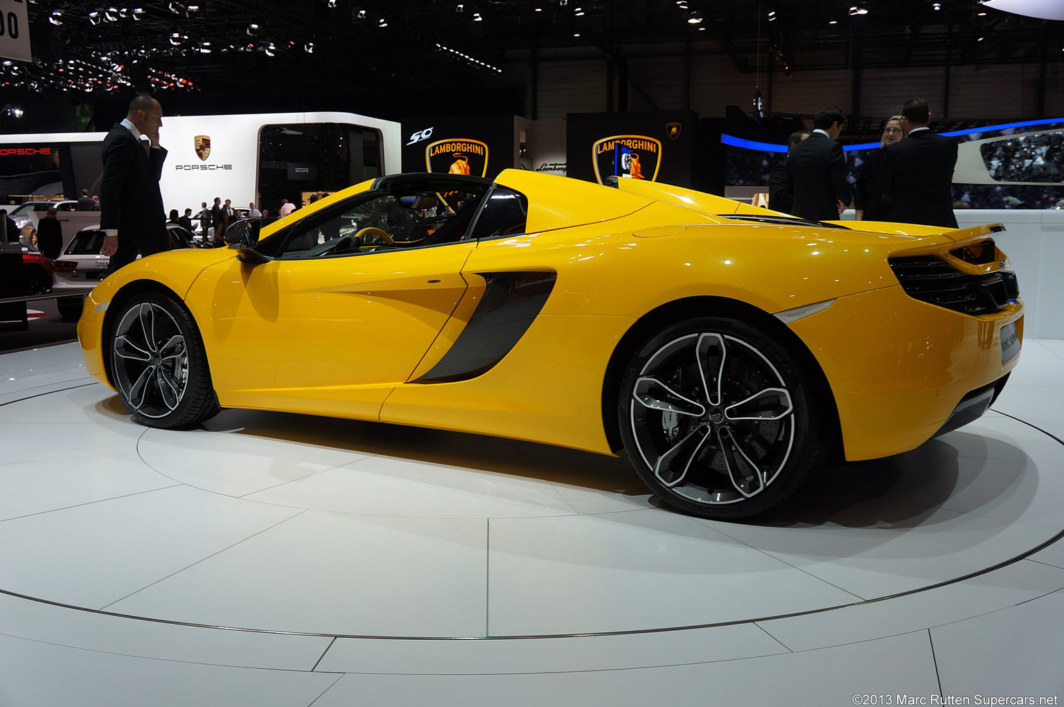2012 McLaren MP4-12C Spider Gallery