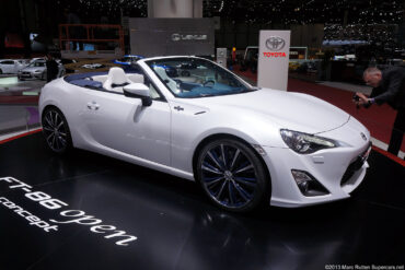 2013 Toyota GT 86 Open concept Gallery