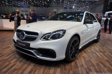 2013 Mercedes-Benz E 63 AMG Saloon Gallery