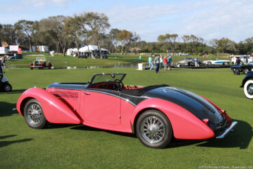 1935 Delahaye 135 Competition Gallery