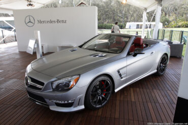 2013 Mercedes-Benz SL 65 AMG Gallery