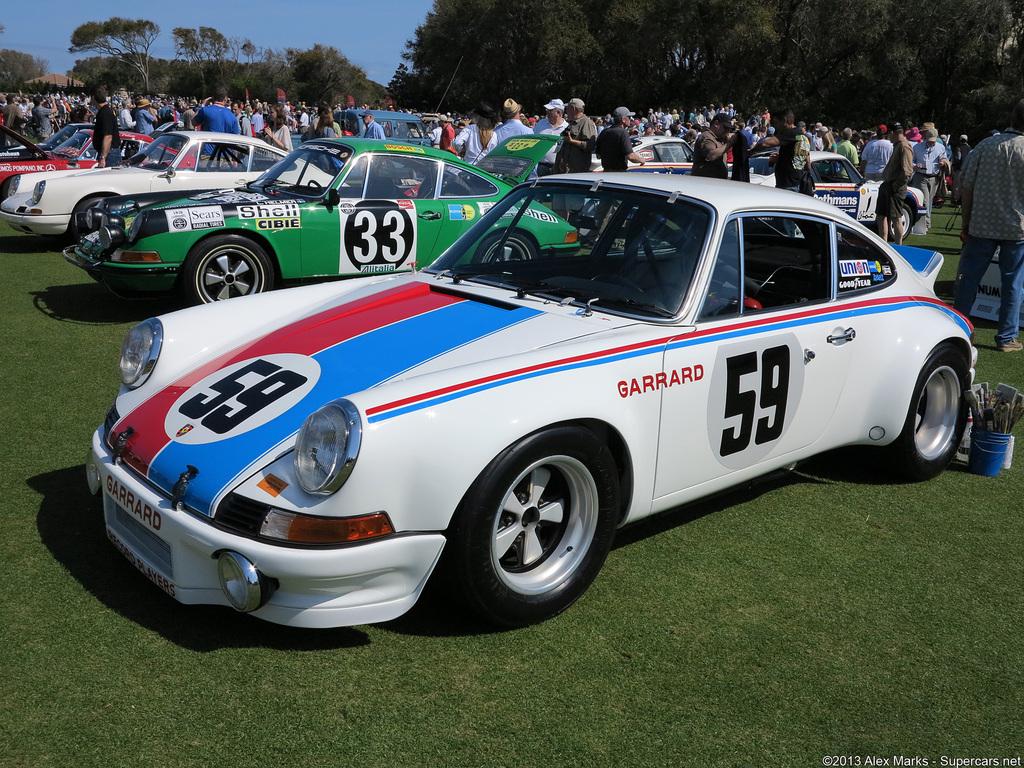 1973 Porsche 911 Carrera RSR 2.8 Gallery