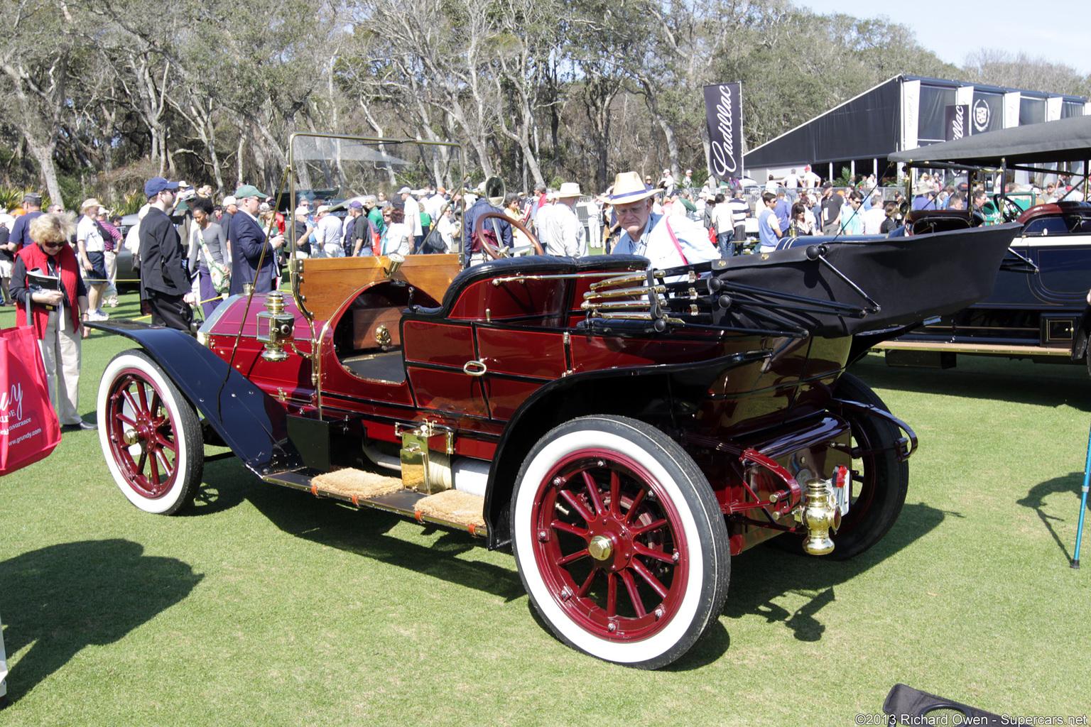 1909 Pierce-Arrow Model 36 Gallery