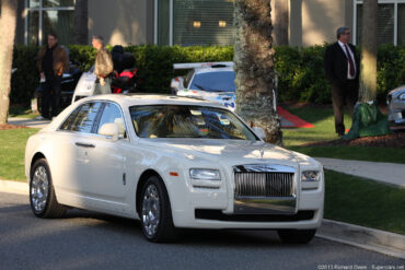 2011 Rolls-Royce Ghost Gallery