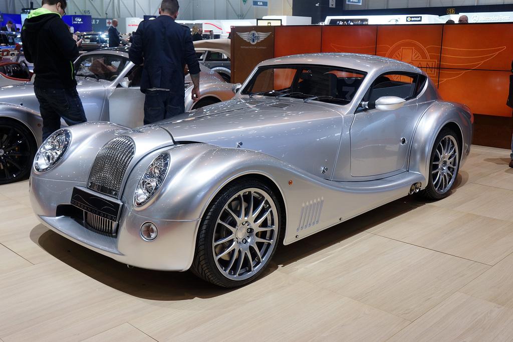 2012 Morgan Aero Coupe | | SuperCars.net