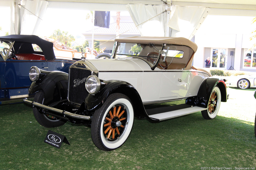 1924→1926 Pierce-Arrow Series 80