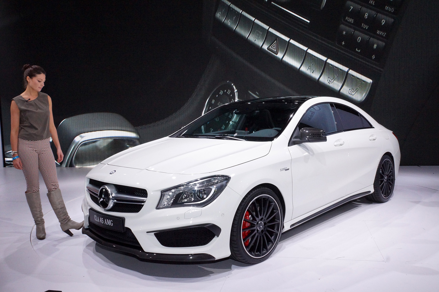 Mercedes Benz mercedes benz cla 45 : 2013 Mercedes-Benz CLA 45 AMG | | SuperCars.net