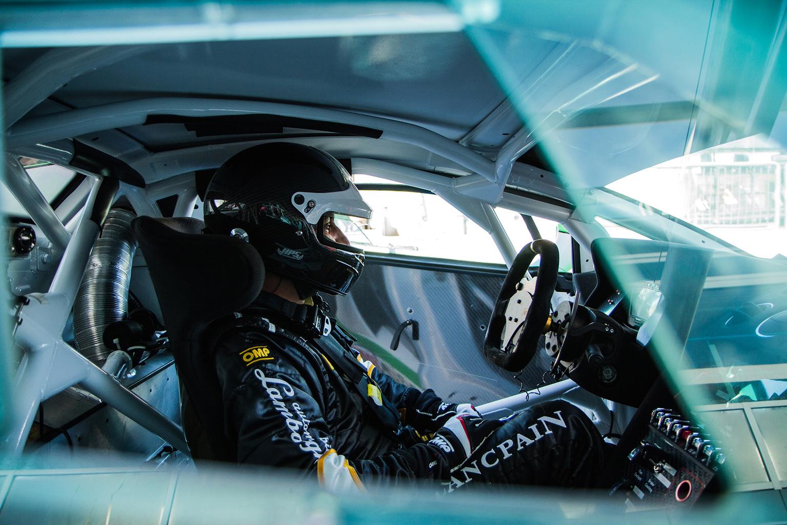 2013 Lamborghini Gallardo LP570-4 Super Trofeo Gallery