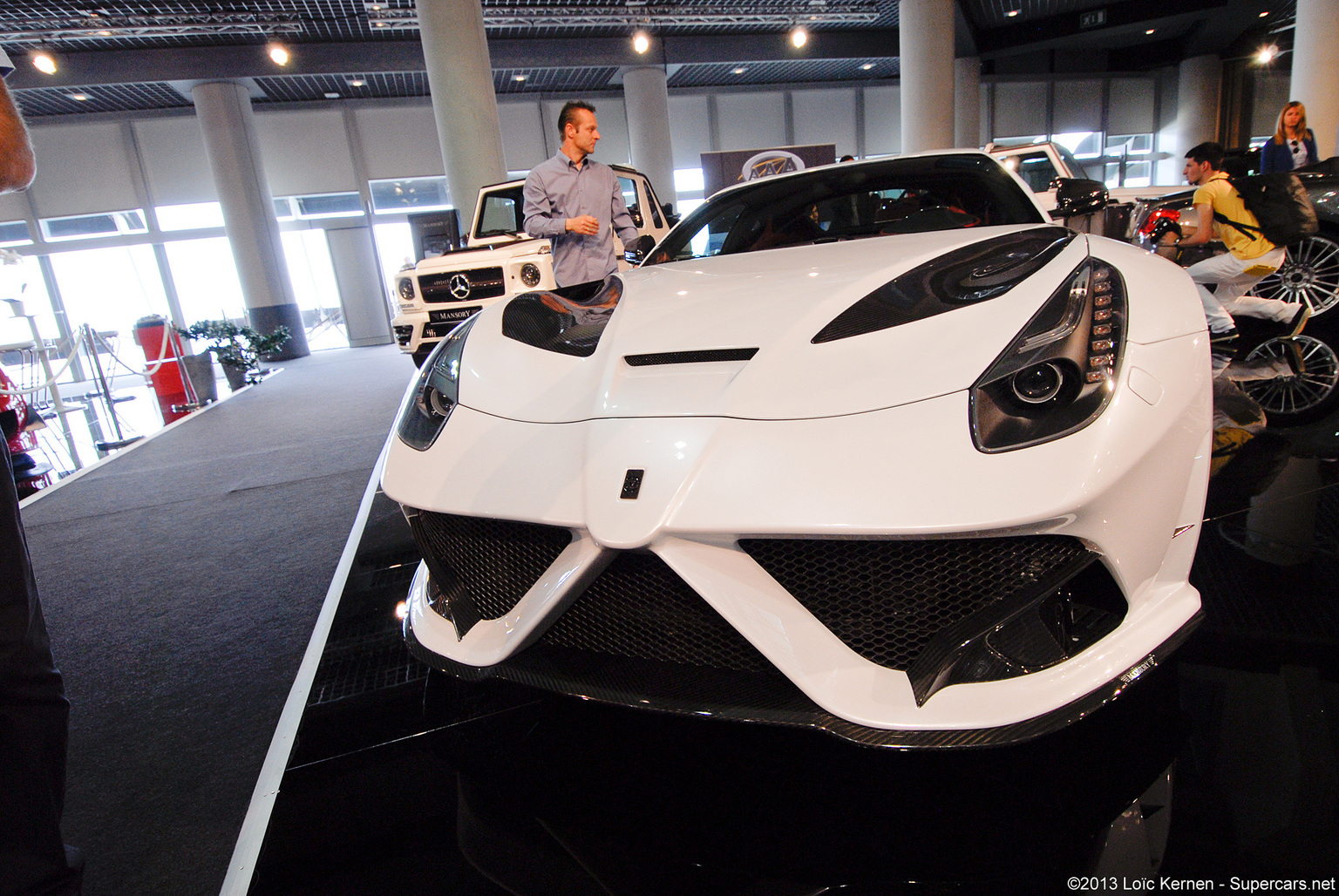 2013 Mansory Stallone Gallery